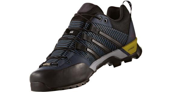 adidas Terrex Scope GTX Buty Mężczyźni niebieski/czarny